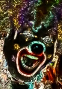 Carnival Series - Everybody loves a clown.......... right?